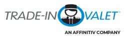 Trade-In Valet: an Affinitiv Company logo